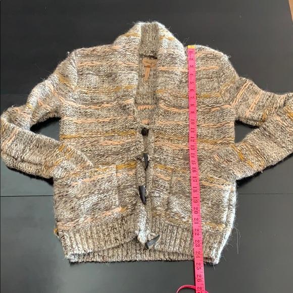 Wilfred Free wool blend cardigan sweater